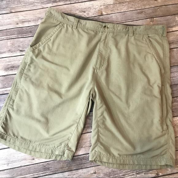 dcd02728d5 REI Shorts | Mens Khaki Brown Cargo Mens 42 | Poshmark